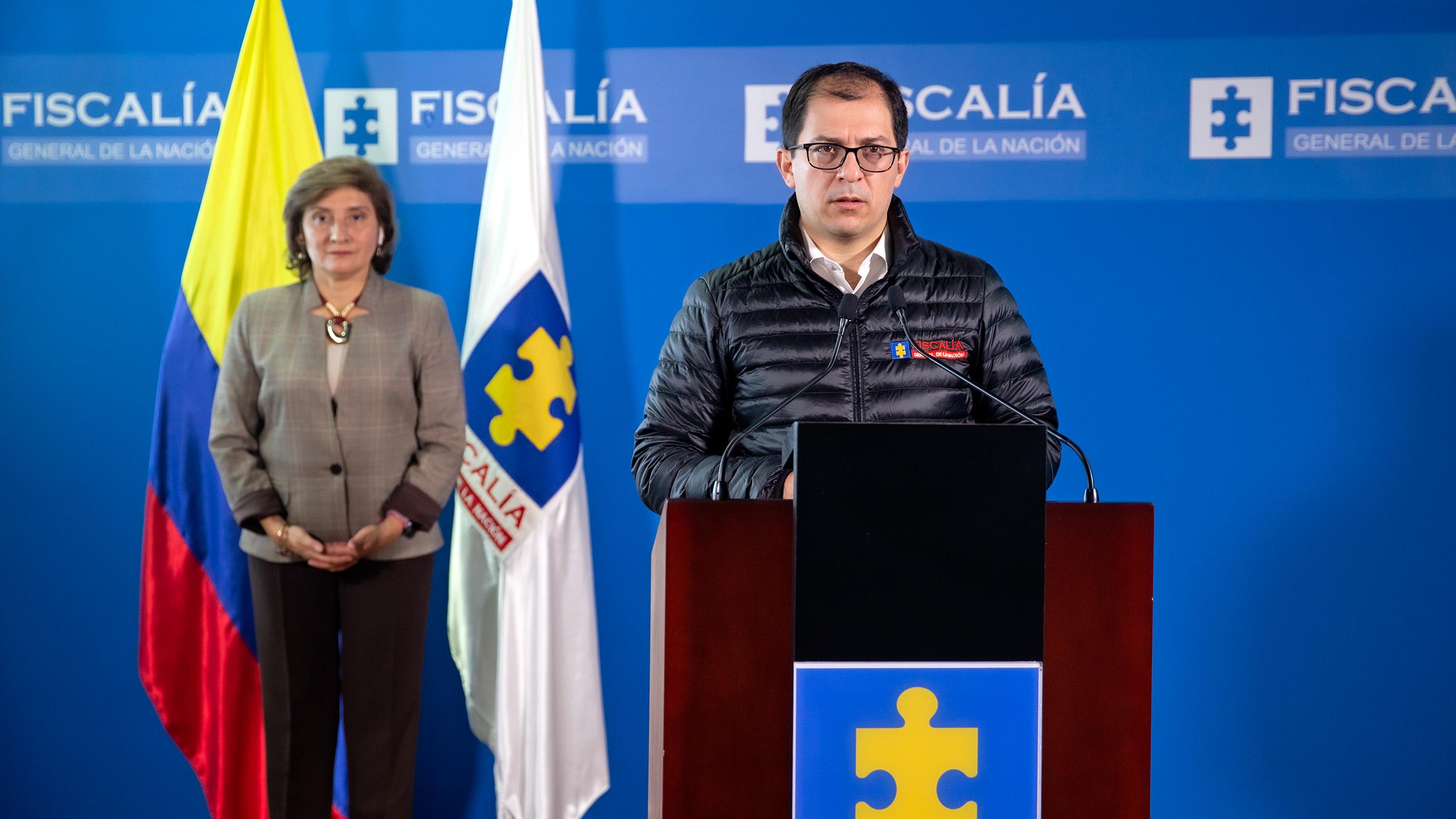 Fiscalía General de la Nación impone medida privativa de la libertad contra gobernador de Antioquia, Aníbal Gaviria Correa, por irregularidades de contratación