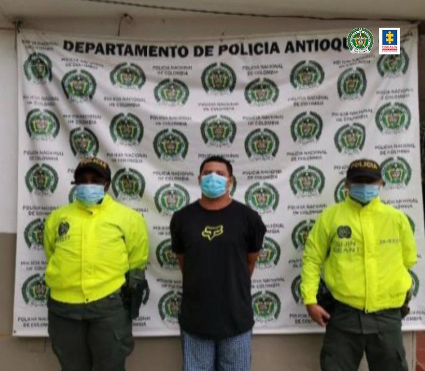 Judicializado alias Felipe, presunto sicario del 'Clan del Golfo' en Antioquia - Noticias de Colombia