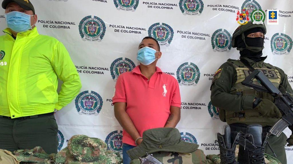 A la cárcel alias Adita, presunto integrante del ELN - Noticias de Colombia