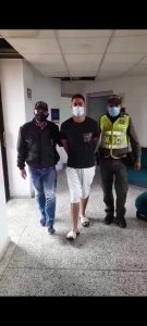 Fiscalía capturó a un hombre para que cumpla sentencia por porte ilegal de armas de fuego - Noticias de Colombia