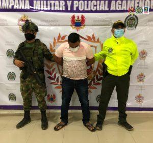 Judicializado presunto cabecilla de subestructura del 'Clan del Golfo' en Córdoba - Noticias de Colombia