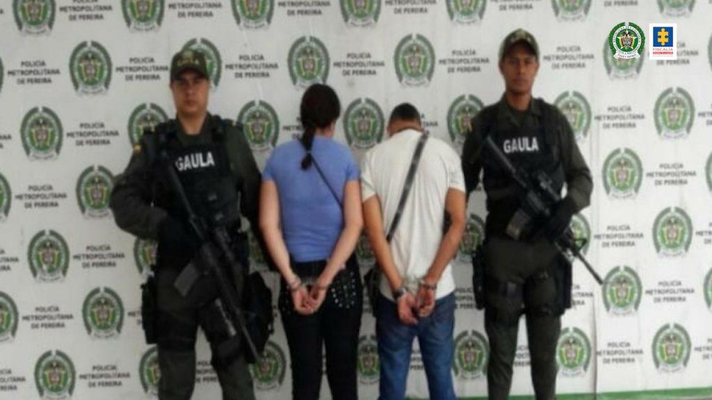 Ofensiva contra la extorsión en Risaralda deja cuatro organizaciones desarticuladas y 27 personas capturadas - Noticias de Colombia