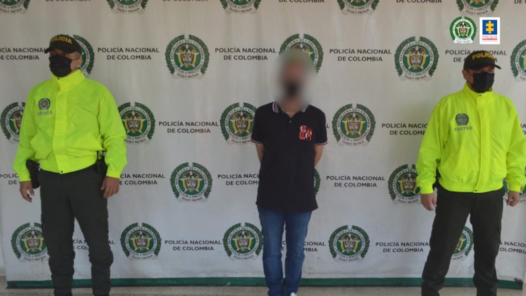 Asegurado un hombre que habría atentado contra la integridad sexual de una menor de edad en una parroquia - Noticias de Colombia