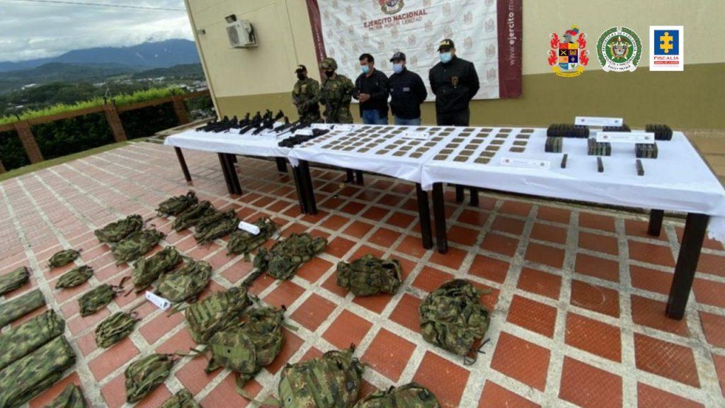 Asegurado presunto cabecilla de 'Comandos Bolivarianos de Fronteras', grupo residual responsable del homicidio de un reincorporado en Putumayo - Noticias de Colombia