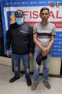 Capturan condenado a 10 años por hurto - Noticias de Colombia