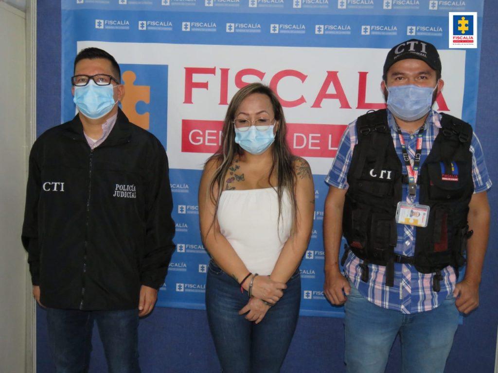 Privada de la libertad presunta integrante del Cartel de Los Remates - Noticias de Colombia