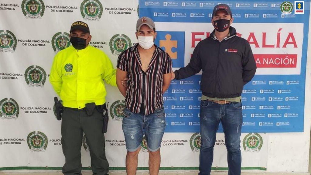 Asegurado presunto responsable de asesinar a otro hombre con un elemento contundente - Noticias de Colombia