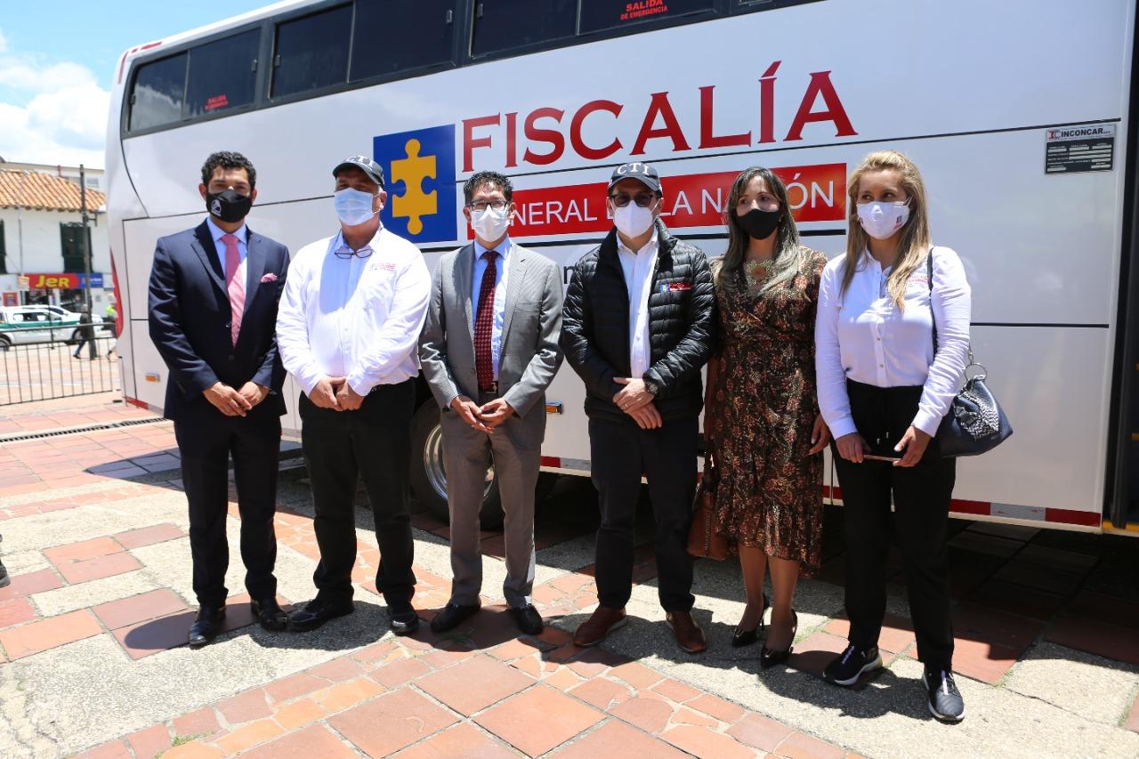 Fiscal General de la Nación lanza estrategia de ruta de esclarecimiento itinerante por Boyacá - Noticias de Colombia