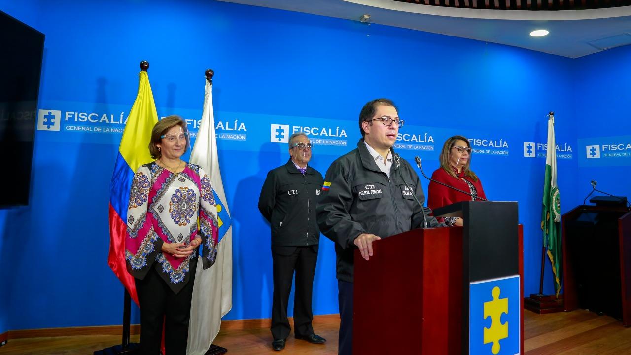Fiscal General de la Nación anuncia que fiscal especializado de derechos humanos asume investigación por muerte de ciudadano luego de procedimiento policivo en Bogotá