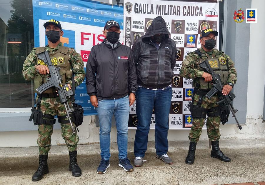 Intramuros para presunto responsable de microtráfico en Popayán (Cauca) - Noticias de Colombia