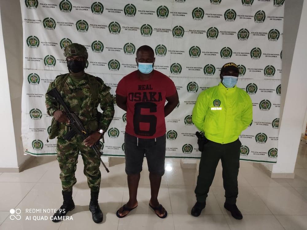 A la cárcel presunto integrante del 'Clan del Golfo' en Chocó - Noticias de Colombia