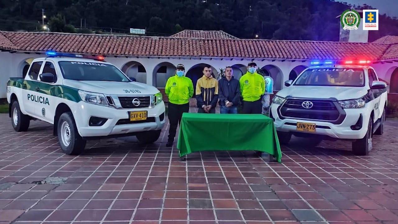 Cárcel para presuntos responsables del asesinato de dos hombres en zona rural de Pamplona (Norte de Santander) - Noticias de Colombia
