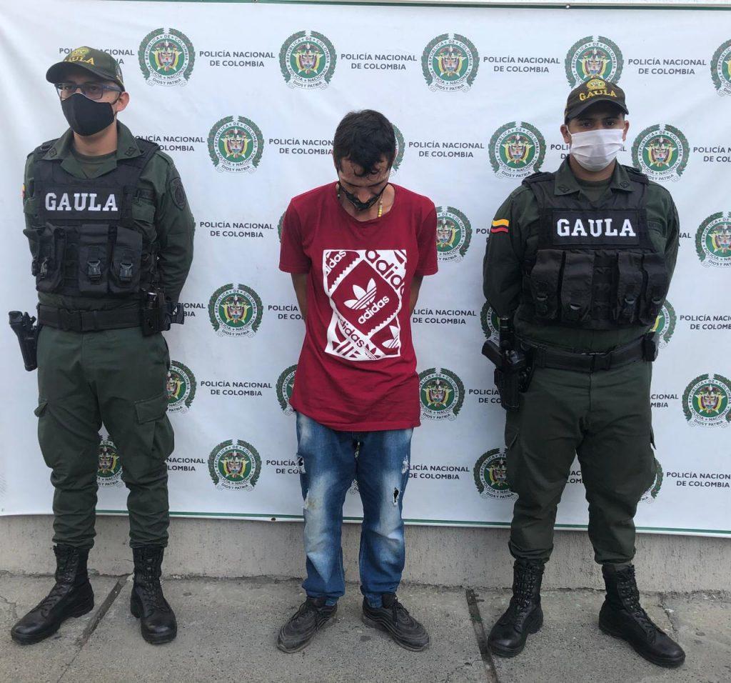 multa Pasto multitud  Asegurado presunto responsable de extorsión en Tuluá (Valle) - Fiscalía  General de la Nación