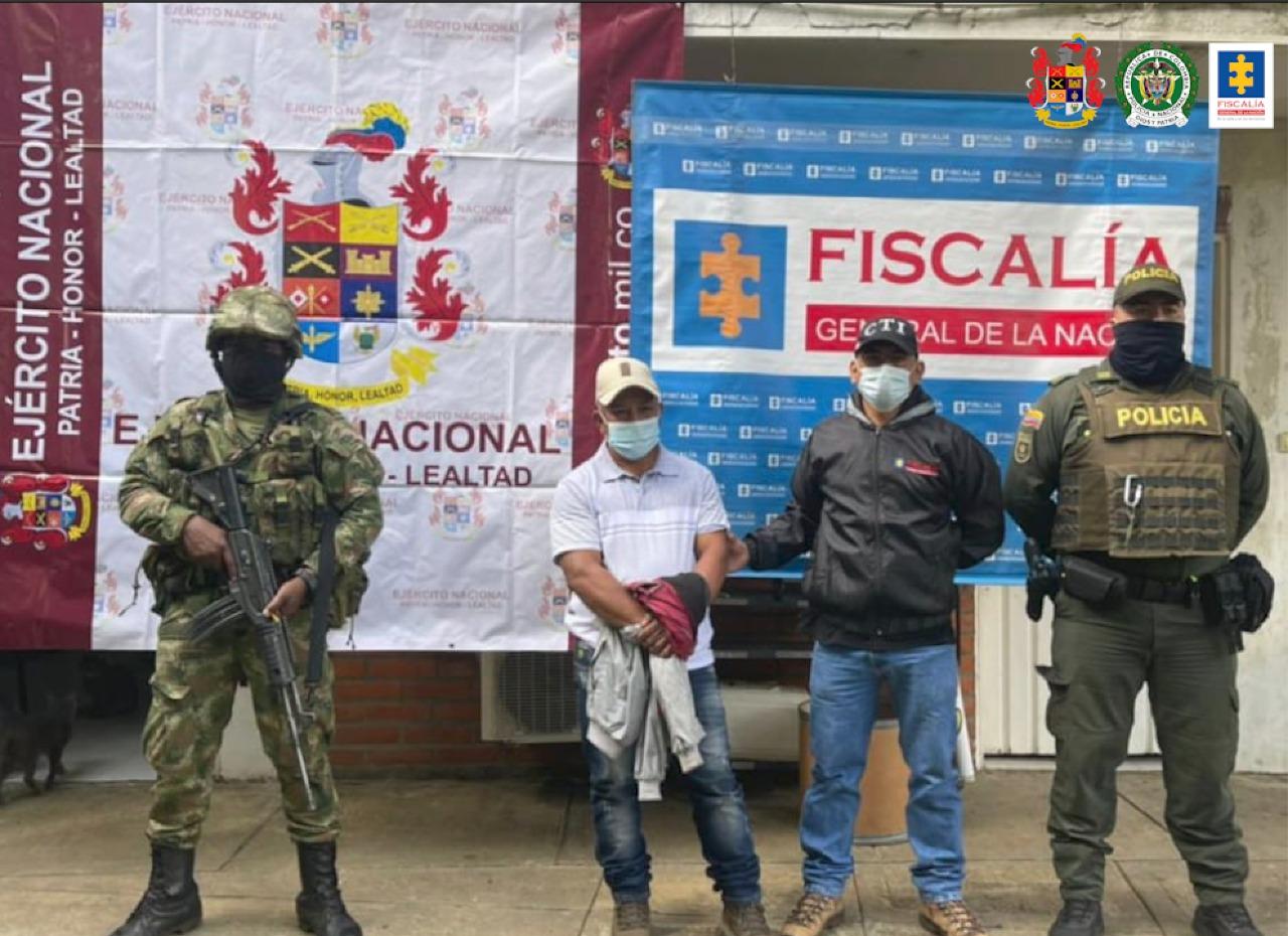 Alias Jube fue enviado a prisión por, presuntamente, traficar estupefacientes - Noticias de Colombia