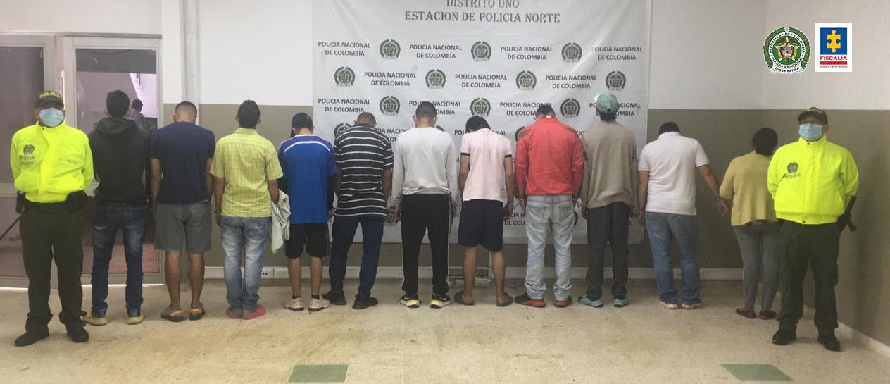Desarticulada bandaLosdelRetiro - Noticias de Colombia
