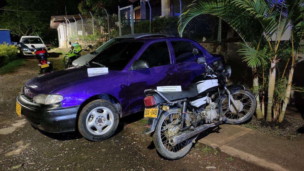 Judicializados 5 presuntos integrantes de la banda delincuencial Los del carro morado - Noticias de Colombia