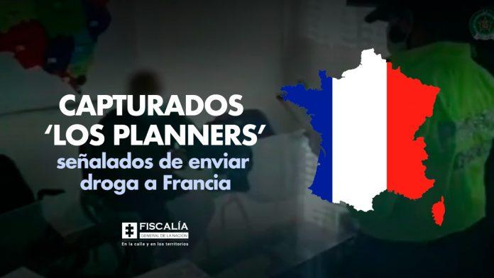 Capturados 'los Planners', señalados de enviar droga a Francia - Noticias de Colombia