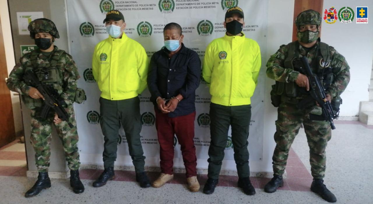 Judicializados presuntos integrantes de disidencias de las Farc y de 'Los Caparros' que estarían involucrados en afectaciones a líderes sociales y reincorporados - Noticias de Colombia