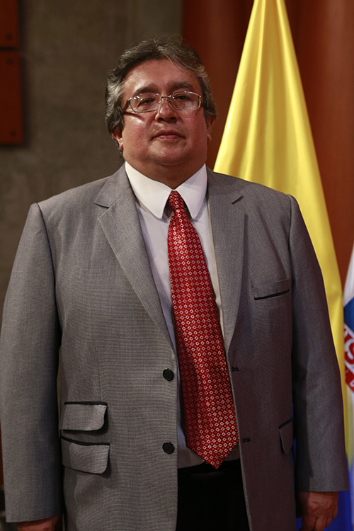 Jorge Vásquez Niño