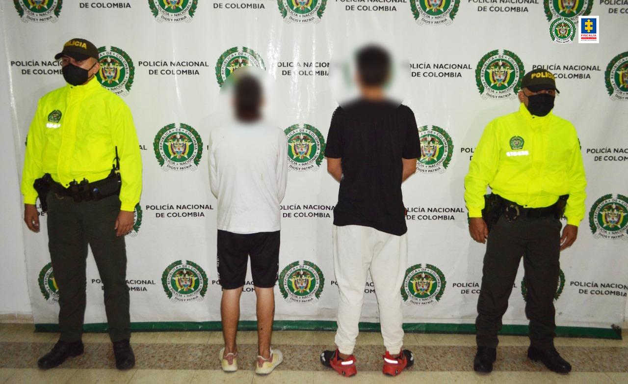 Judicializan a dos menores de edad como presuntos coautores en el homicidio de un hombre - Noticias de Colombia