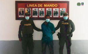 Asegurado hombre capturado en flagrancia por un homicidio con arma blanca  - Noticias de Colombia