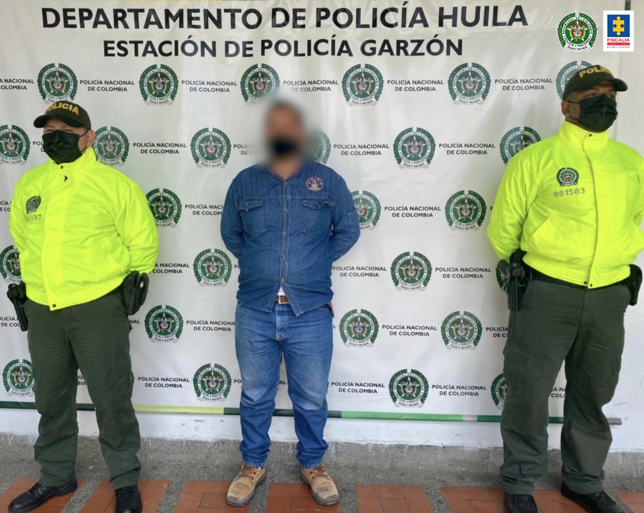 En Huila fueron judicializados cuatro hombres que estarían involucrados en delitos de violencia sexual en contra de menores - Noticias de Colombia