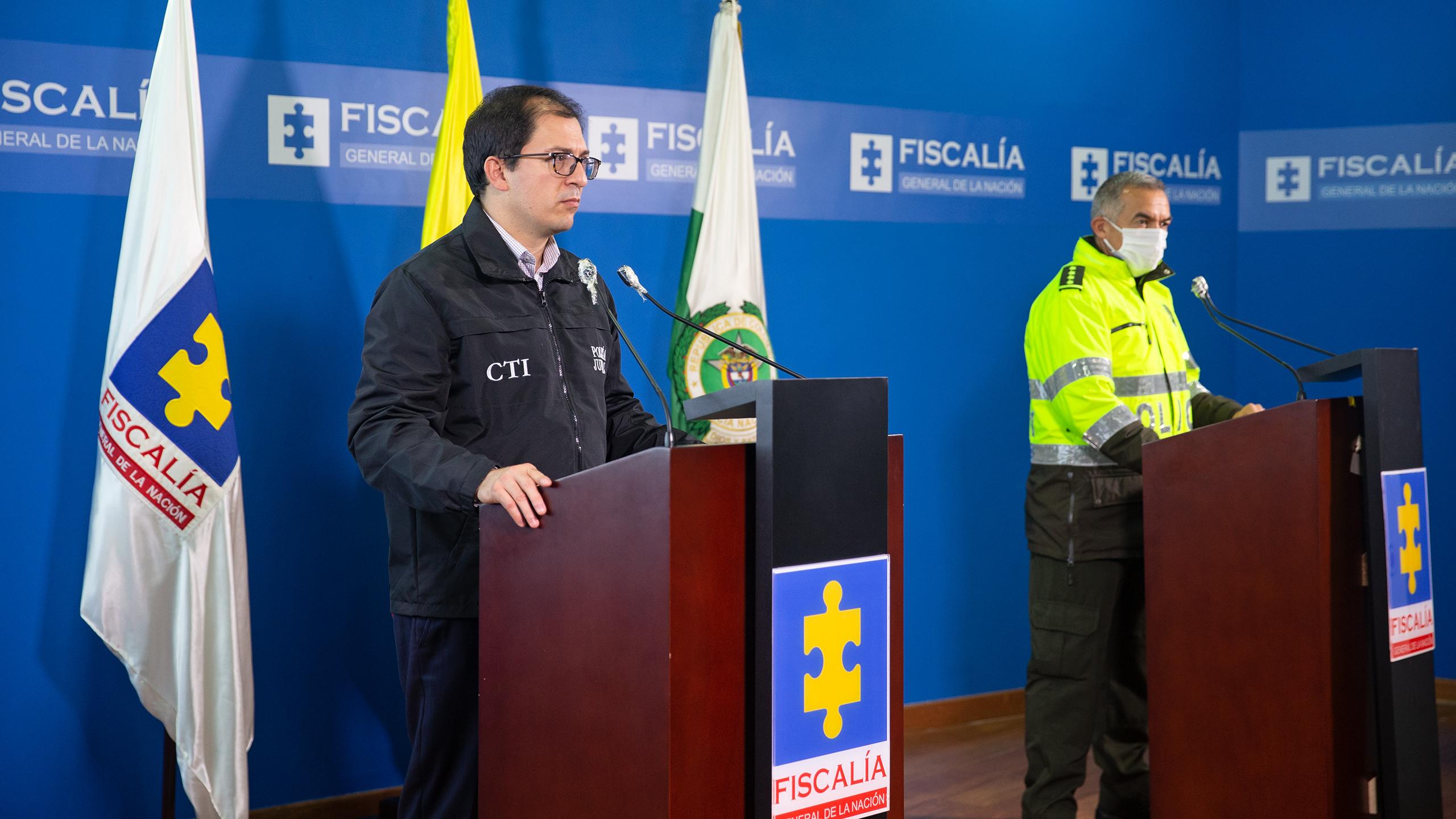 Fiscalía General de la Nación logra judicialización de 'Los Cronos', red delincuencial responsable de asalto a joyería en centro comercial de Bogotá