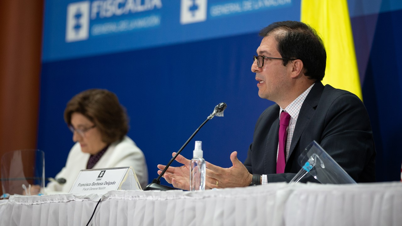 Rueda de prensa sobre avances de 'Mesa Anticorrupción' y otros temas de interés (3 de julio de 2020)