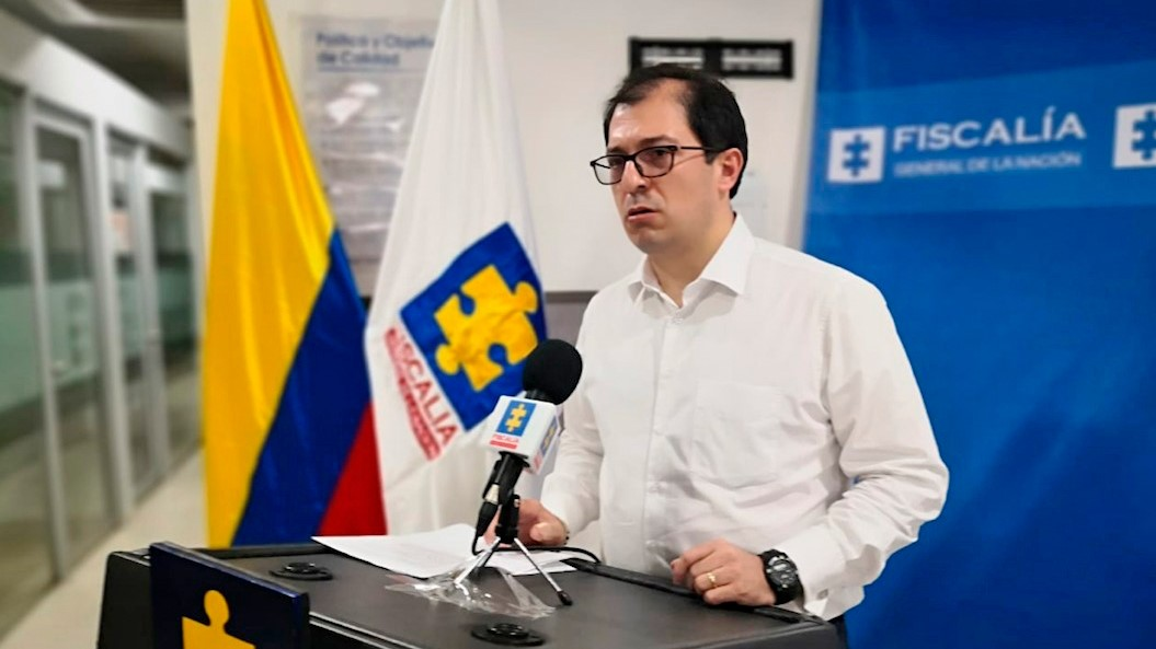 Rueda de Prensa Fiscal General la Nación - (Cali, 25 de junio de 2020)