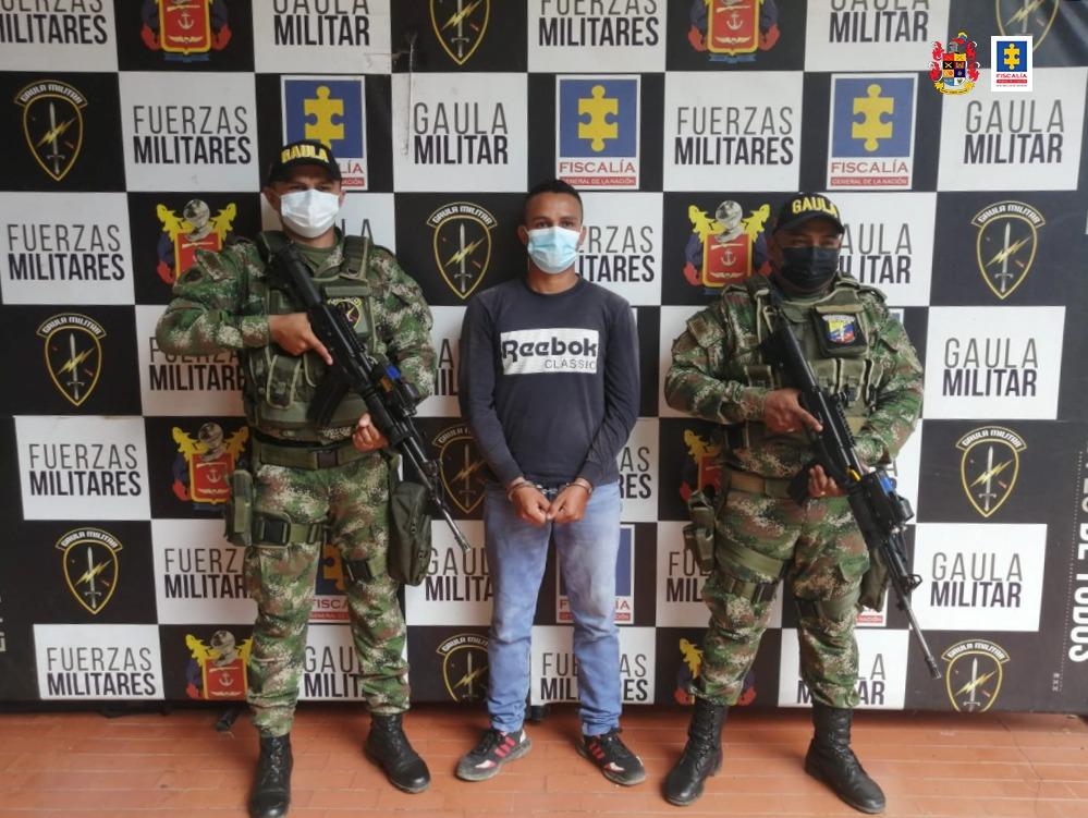 A prisión fue enviado un hombre que, presuntamente, vendría extorsionando a una familia - Noticias de Colombia