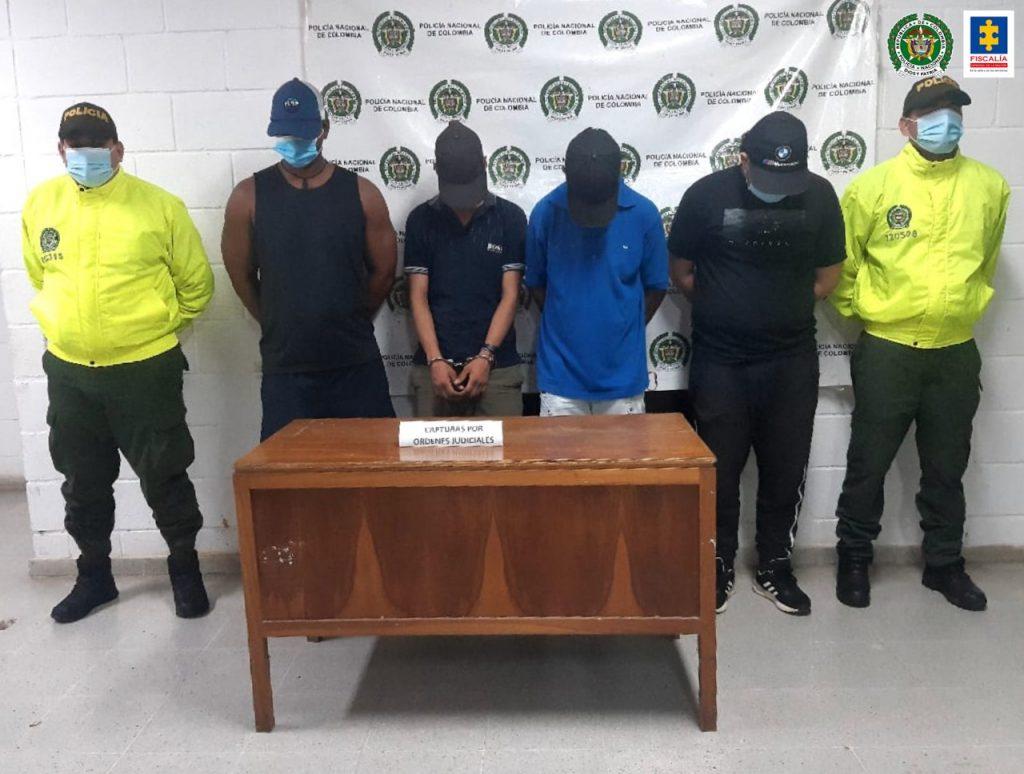 Fiscalía logra el esclarecimiento de cinco homicidios en el municipio de Tarazá (Antioquia) | Noticias de Buenaventura, Colombia y el Mundo