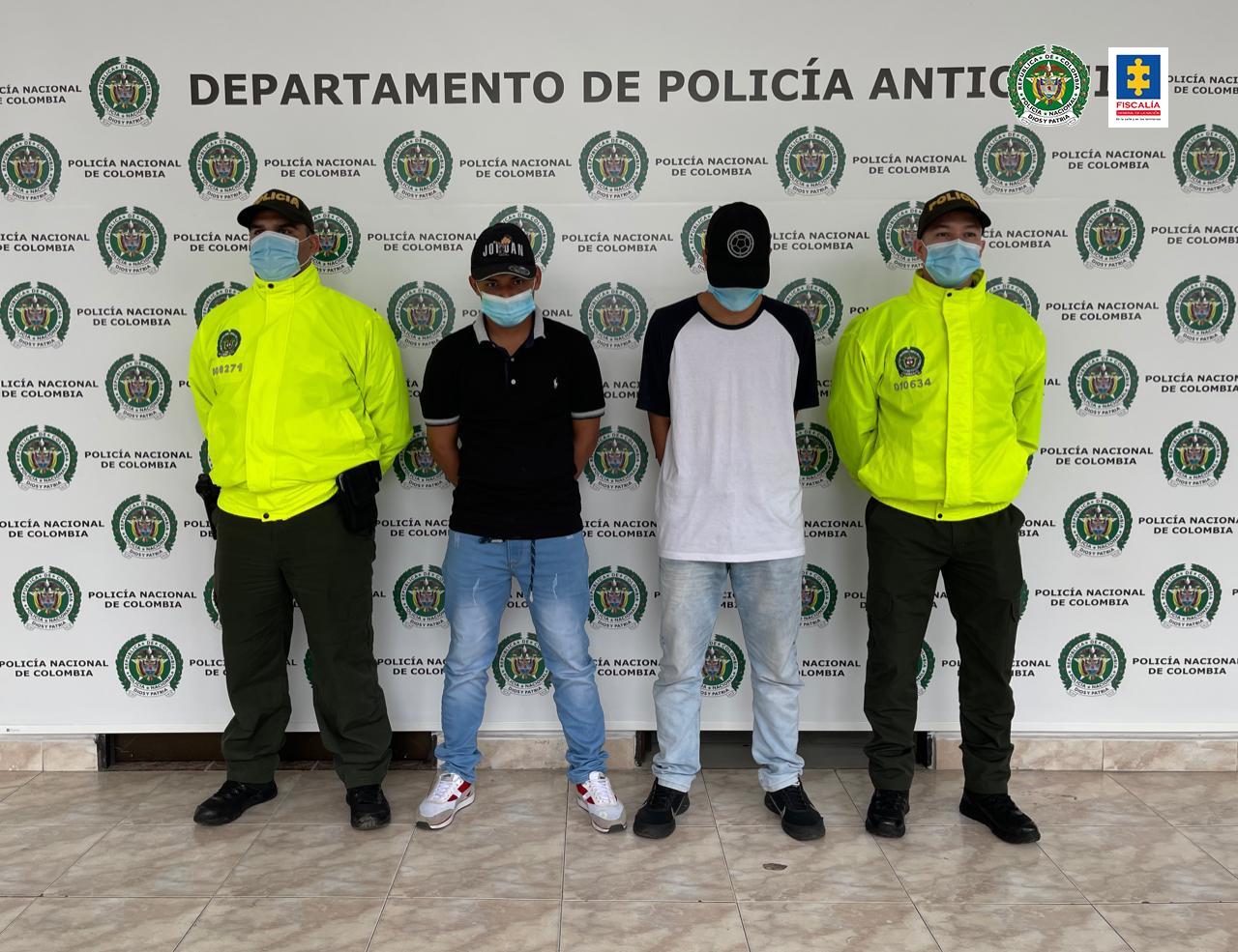 Judicializados presuntos responsables de homicidios múltiples en Antioquia y Valle del Cauca - Noticias de Colombia