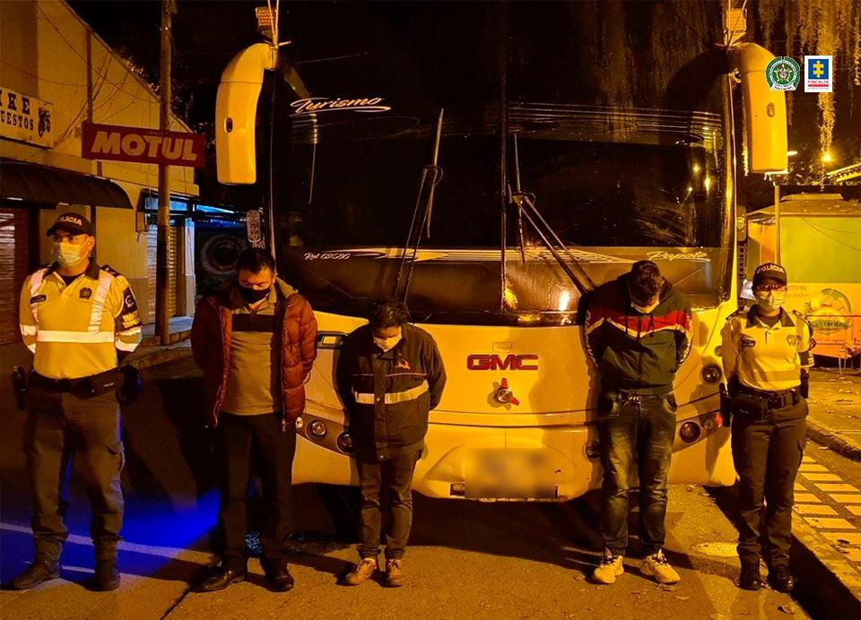 Por presunto tráfico de 32 migrantes haitianos fueron enviados a prisión tres personas - Noticias de Colombia