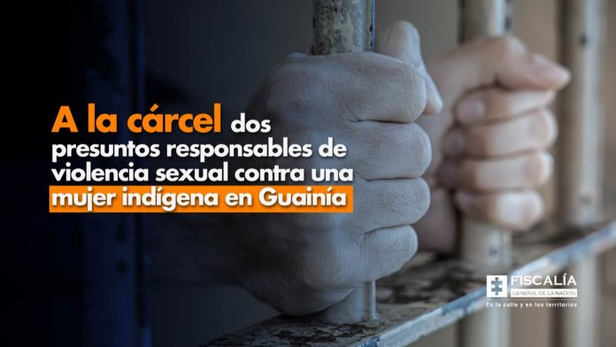 A la cárcel dos presuntos responsables de violencia sexual contra una mujer indígena en Guainía - Noticias de Colombia