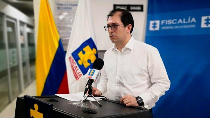 Rueda de Prensa Fiscal General la Nación - Cali (Valle del Cauca), 25 de junio de 2020