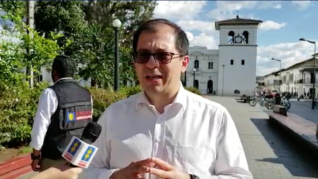 Fiscal General de la Nación visita Seccional Cauca (26 de agosto de 2020)