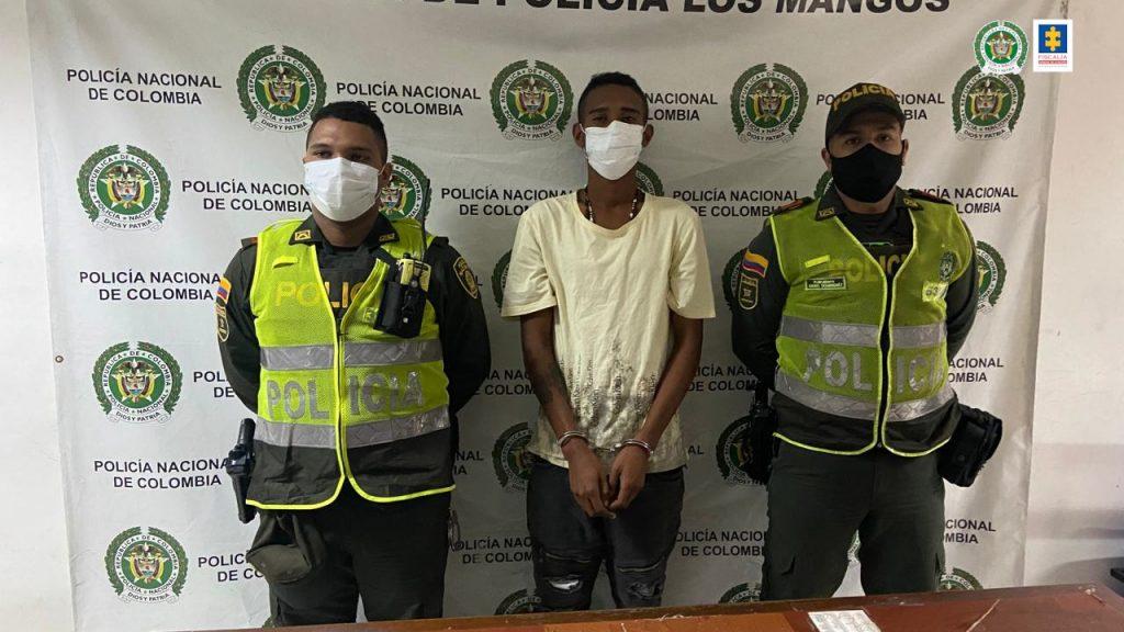 A la cárcel un hombre que presuntamente golpeó su mamá en Cali - Noticias de Colombia