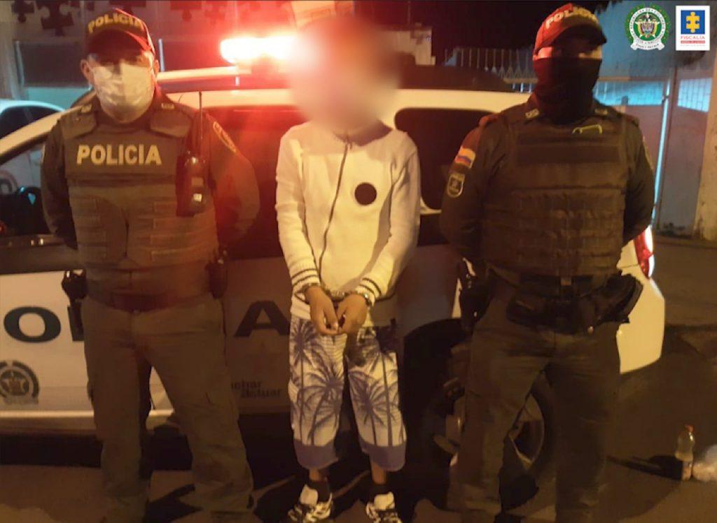 A la cárcel hombre señalado como posible autor del homicidio de la pareja sentimental de su ex compañera permanente - Noticias de Colombia