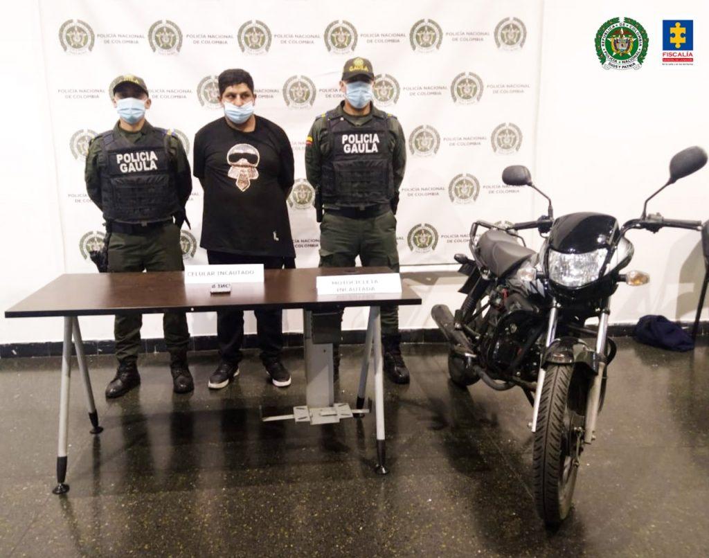 A la cárcel presunto responsable de participar en el secuestro y hurto cuatro personas en Medellín - Noticias de Colombia