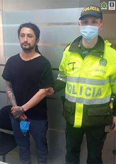 A la cárcel hombre que presuntamente le quito la vida a dos personas y dejo una gravemente heridaen Bogotá - Noticias de Colombia