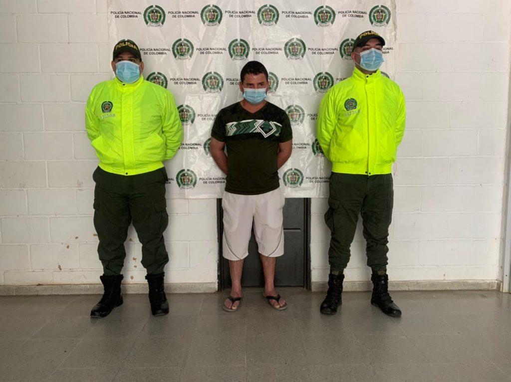 Cárcel para 'Pecoso', presunto coordinador logístico de 'Los Caparros' en Antioquia - Noticias de Colombia