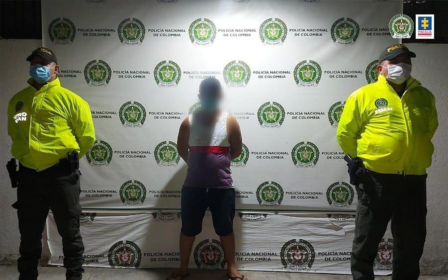 A prisión presunto responsable de violencia intrafamiliar en contra de su hijo de 6 meses en Santa Marta (Magdalena) - Noticias de Colombia