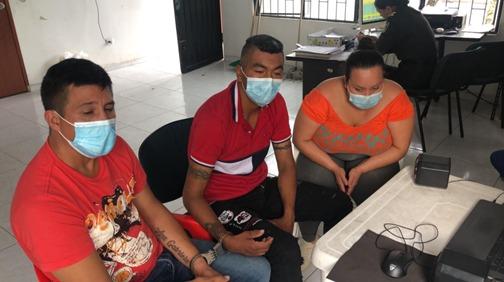 Impactada organización delincuencial Los Sureños, dedicada al parecer al desplazamiento forzado en Ibagué y el sur del Tolima - Noticias de Colombia