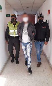 A la cárcel por presuntas agresiones a su ex compañera sentimental, menor de edad - Noticias de Colombia
