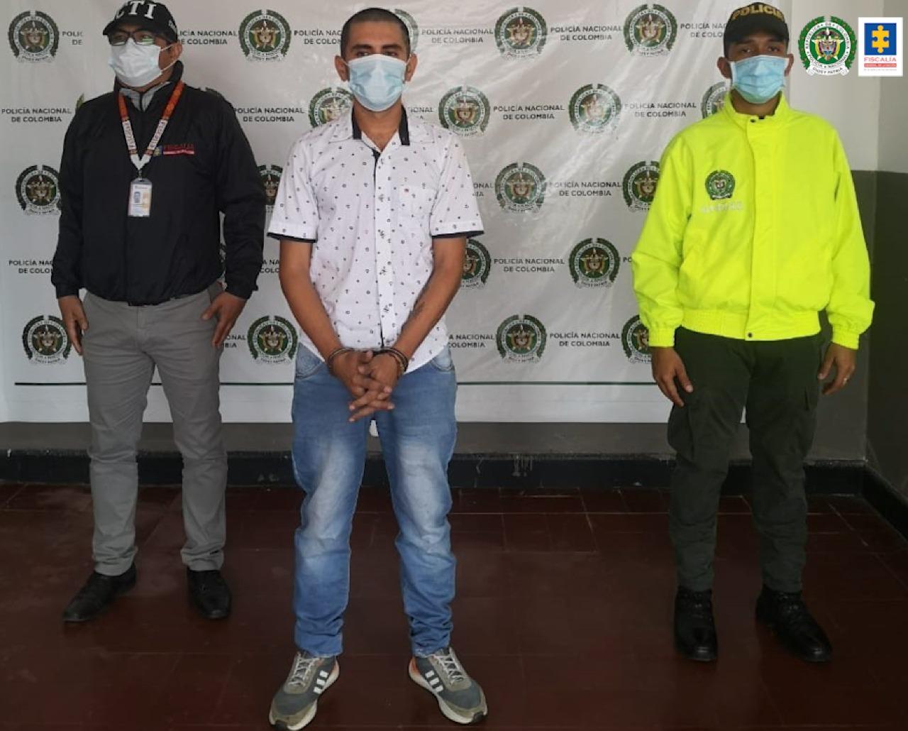 Judicializado por el homicidio de un peluquero en Paujil, Caquetá - Noticias de Colombia