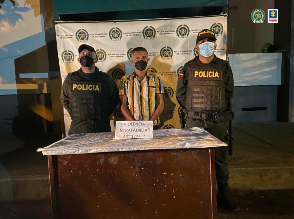 Por presunto maltrato a su expareja, un hombre fue privado de su libertad - Noticias de Colombia